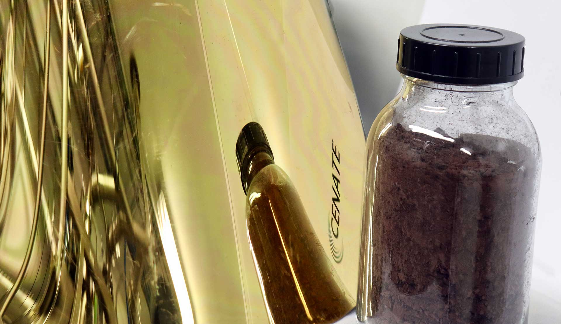 Pulverflaske 2021 Cenate